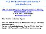 hcs 446 edu predictable world hcs446edu com 9