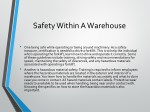 safety within a warehouse