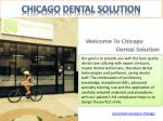 chicago dental solution