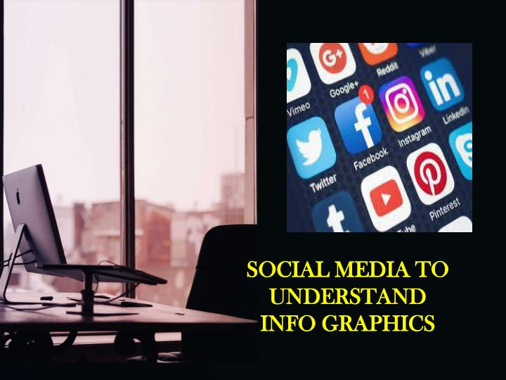 social media to understand info graphics n.