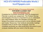 hcs 475 papers predictable world hcs475papers com 18