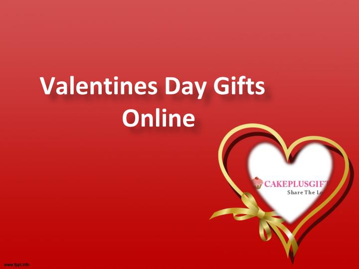 valentines day gifts online n.