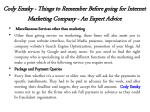 cody emsky things to remember before going for internet marketing company an expert advice 4