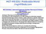 mgt 498 edu predictable world mgt498edu com 7
