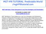 mgt 498 tutorial predictable world mgt498tutorial 25