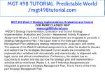 mgt 498 tutorial predictable world mgt498tutorial 30