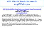 mgt 521 aid predictable world mgt521aid com 38