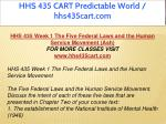 hhs 435 cart predictable world hhs435cart com 3