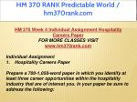 hm 370 rank predictable world hm370rank com 14