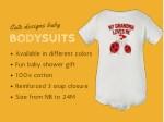cute designs baby bodysuits 1