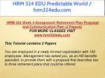 hrm 324 edu predictable world hrm324edu com 14