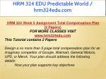 hrm 324 edu predictable world hrm324edu com 19