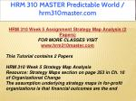 hrm 310 master predictable world hrm310master com 23