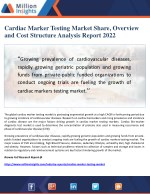 cardiac marker testing market share overview