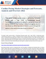 cardiac pacing market strategies and forecasts