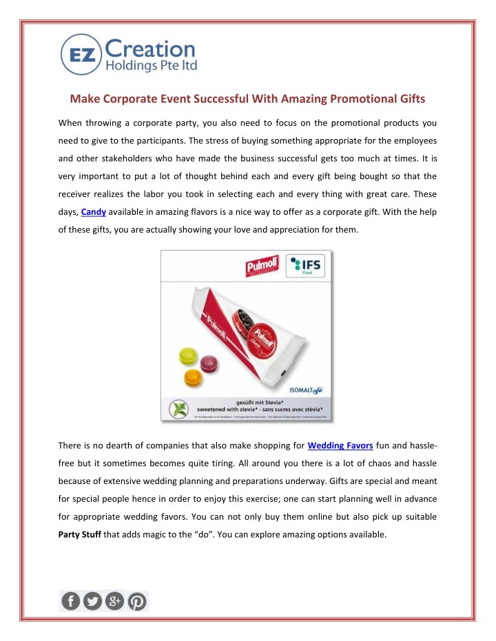 make corporate event successful with amazing n.