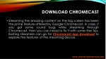 download chromecast