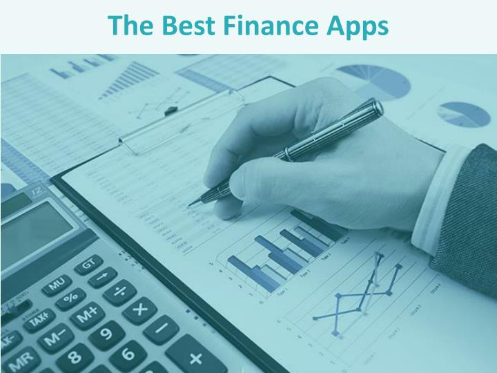 the best finance apps n.