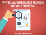 why do you need market research for your business