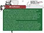 zr software