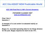 acc 556 assist new predictable world 18