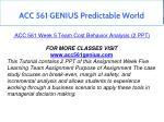 acc 561 genius predictable world 25
