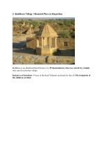 2 kuldhara village haunted place in rajasthan