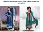wayscoop the pakistani dresses online in world gives an eye getting look 2