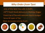 why order from tpot