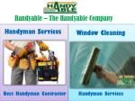 handyable the handyable company 1