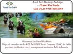 book bali holiday packages at travel the trade