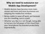 why we need to outsource our mobile 2