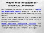 why we need to outsource our mobile 4