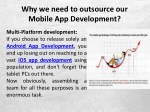 why we need to outsource our mobile 7