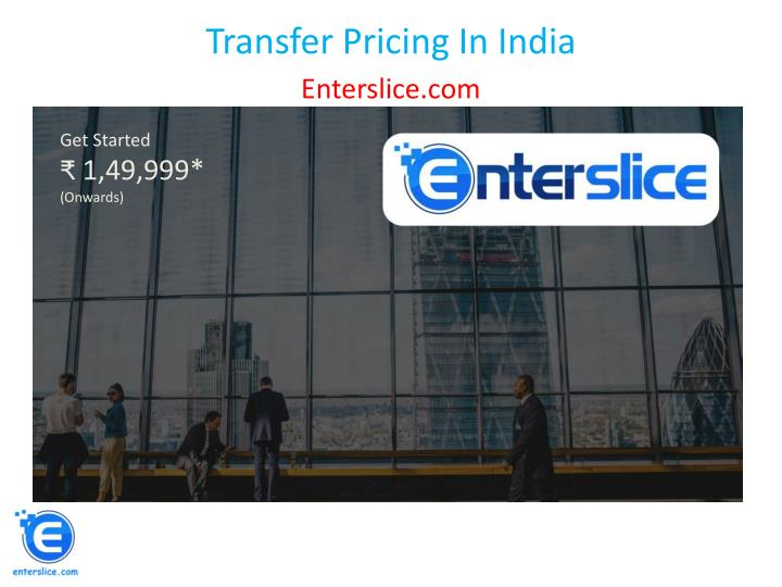 transfer pricing in india n.