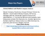 major key players