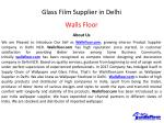 glass film supplier in delhi 1