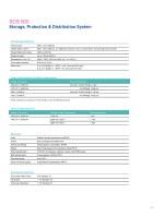 sds 500 storage protection distribution system