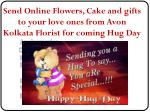 send online flowers cake and gifts to your love
