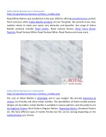 indian marble manufacturer in rajsamand http