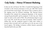 cody emsky history of internet marketing 5