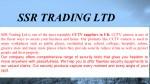 ssr trading ltd 1