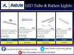 led tube batten lights