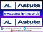www astutelighting co uk