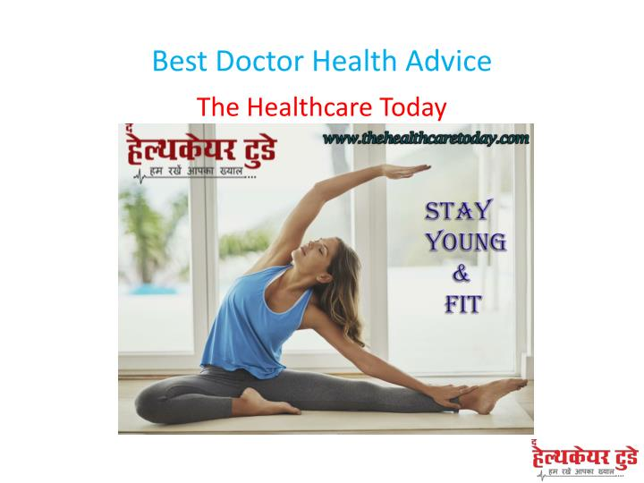 best doctor health advice n.