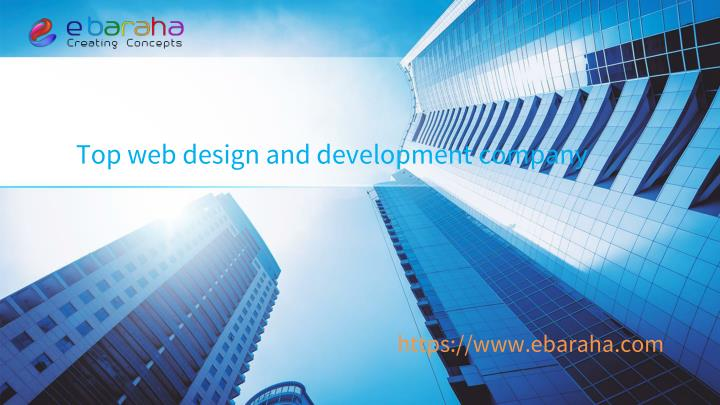 top web design and development company n.