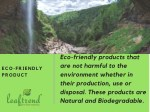 eco friendly products that are not harmful