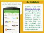 cubber is the best shopping deals app through