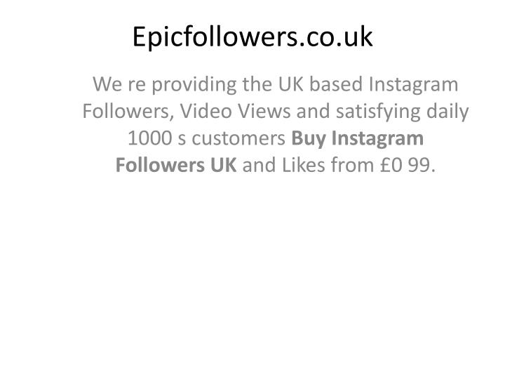 epicfollowers co uk n.