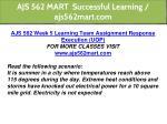 ajs 562 mart successful learning ajs562mart com 11